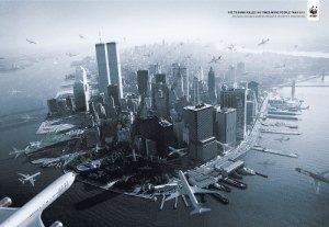 Tsunami WWF y DDB